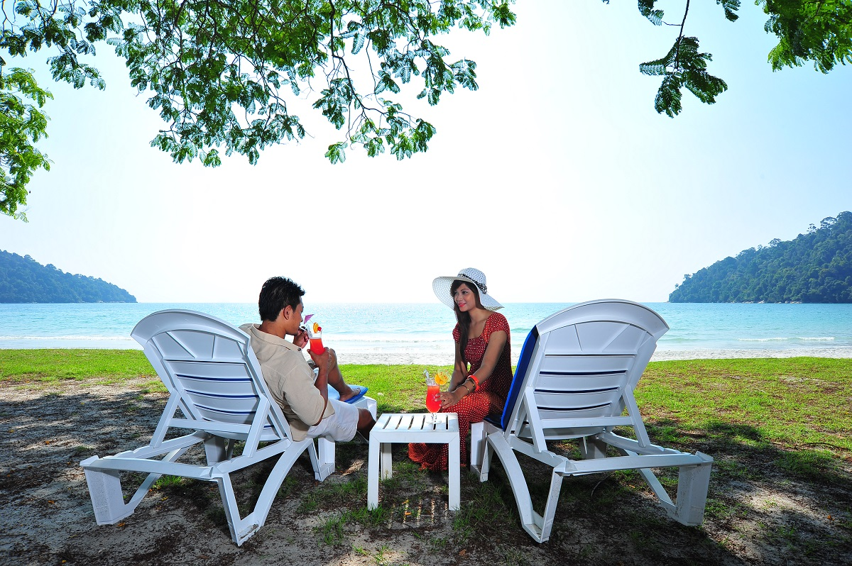 Malaysia island holidays are filled with exciting activities